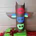 Come fare la torre dei veicoli dei PJ Masks