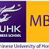 Future of the MBA in China.