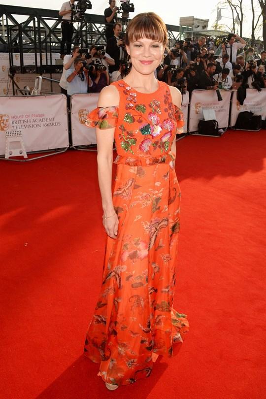 BAFTA TV awards: Red Carpet and Dresses talking points