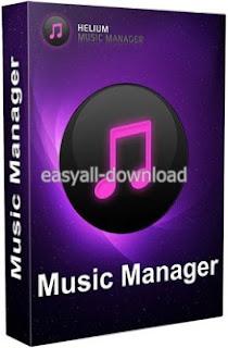 Helium Music Manager 12.2 Build 14460 [Full Crack] โปรแกรมบริหารจัดการเพลงครบวงจร