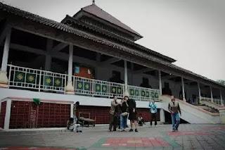 masjid terate udik