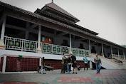 Masjid Terate Udik Yang Keramat