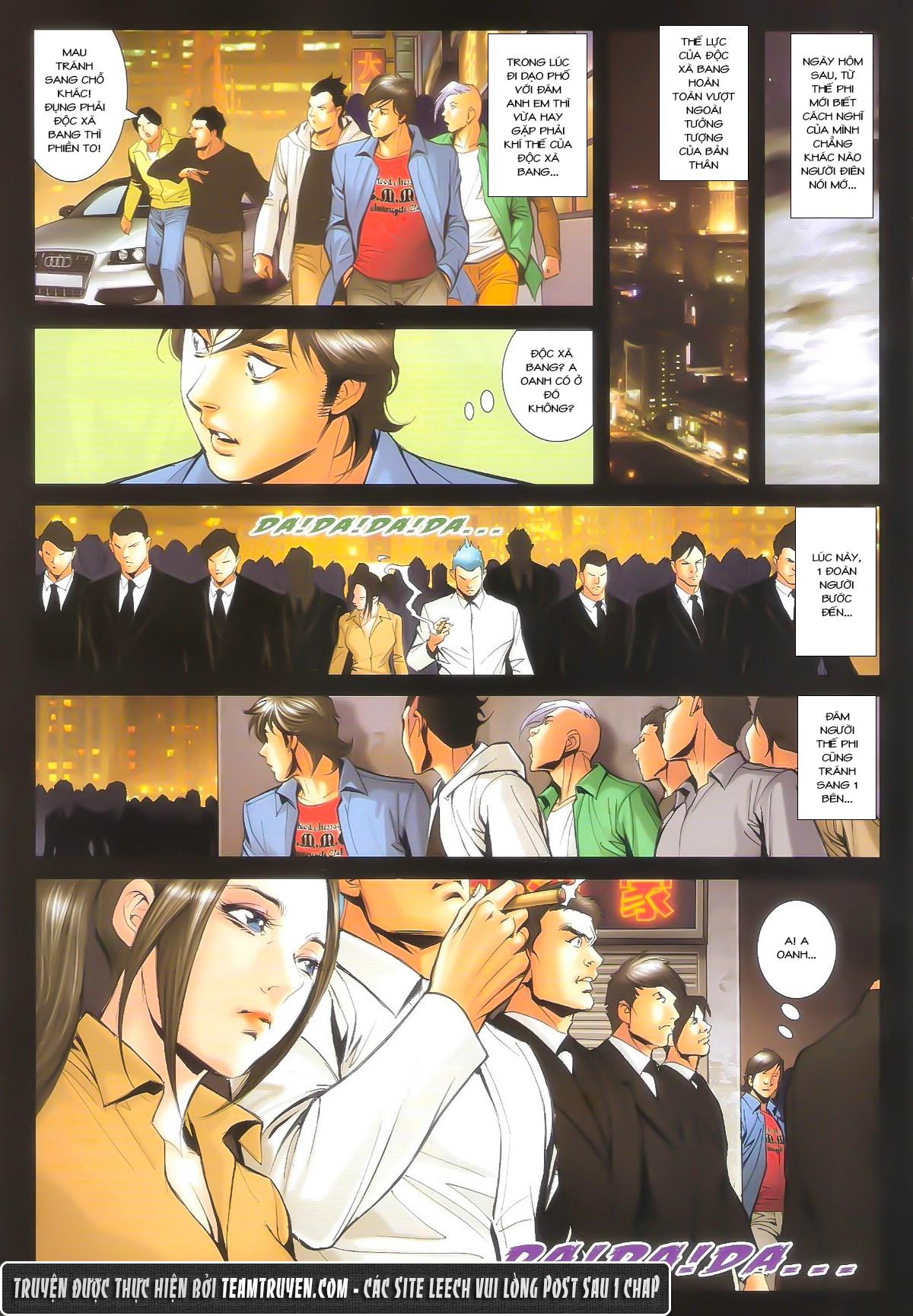 Người Trong Giang Hồ chapter 1604: hồng hưng vs trường lạc trang 26