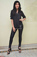 Shruti Haasan Looks Stunning trendy cool in Black relaxed Shirt and Tight Leather Pants ~ .com Exclusive Pics 045.jpg
