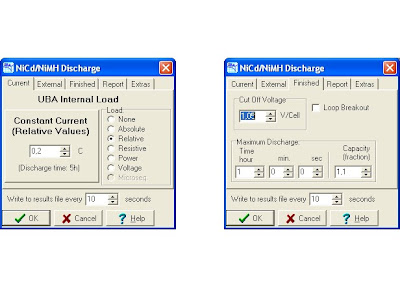 Программное обеспечение нализатора батарей Vencon UBA5