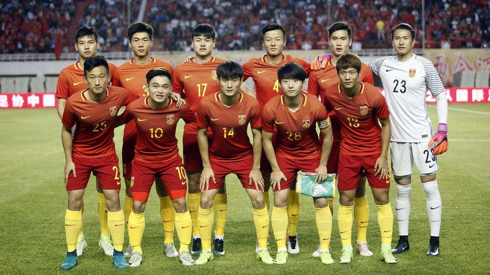 6a7b2c49f4e75 A 4ª divisão da Alemanha pode ter uma novidade a partir da temporada 2017  2018. A DFB (Federação Alemã) fez um convite oficial para seleção chinesa  sub-20 ...