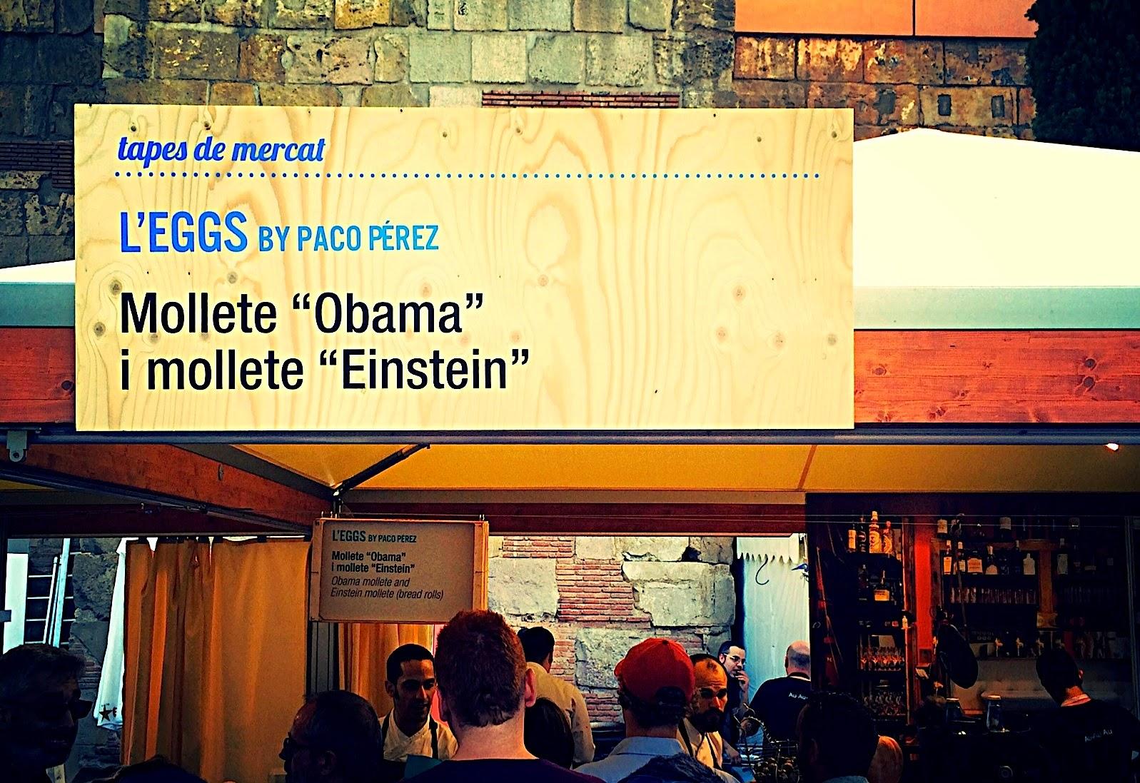 Mercat de Mercats 2014. La gran fiesta del producto y la gastronomía de Barcelona