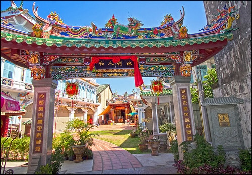Phuket Sang Tham Temple