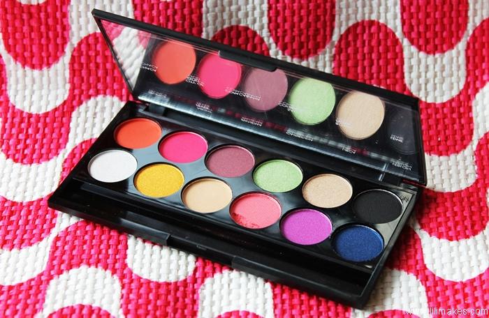 Sleek Makeup I Divine Rio Rio Palette Lilimakes