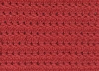 Textured Knitting : Textured knits granite stitch