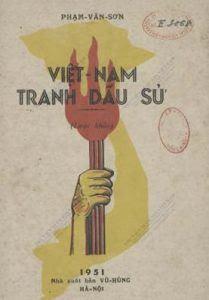 Việt Nam tranh đấu sử - Phạm Văn Sơn