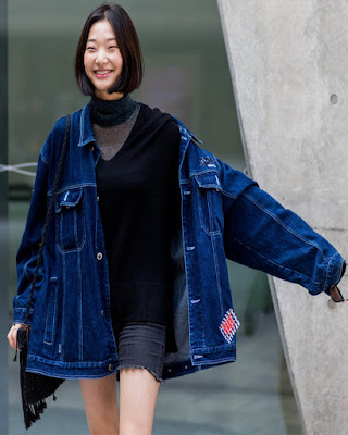 outfits oversized for teenage korean fashion