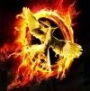Mockingjay on Fire
