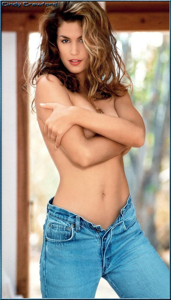 Cindy crawford bisexual