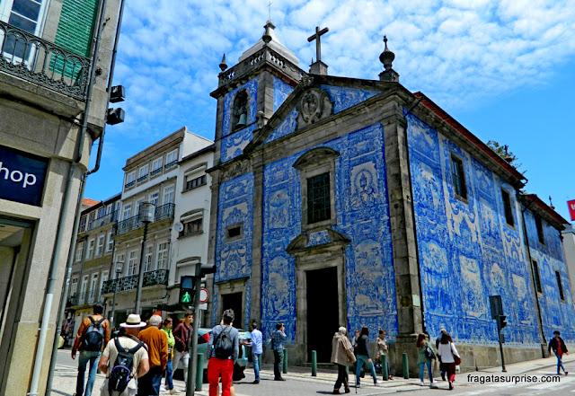 Capela das Almas, Porto, Portugal