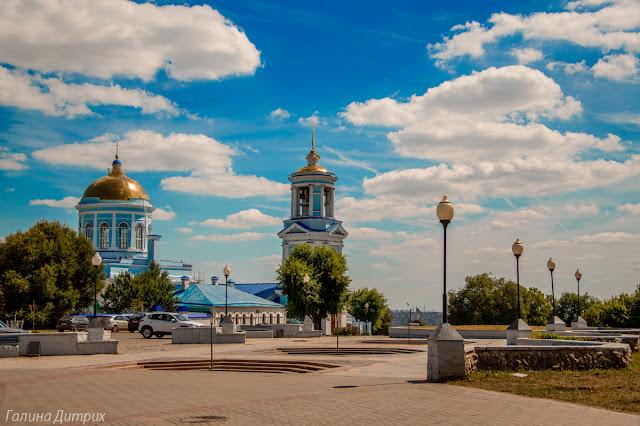 Покровский собор Воронеж
