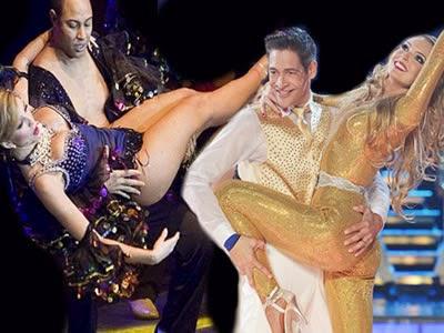 Exitosa en Baile Venezolana Marjorie de Sousa