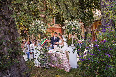 cerimonia matrimonio giardino