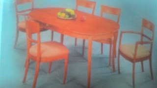 P 20170506 104537 - Kursi makan mebel kayu