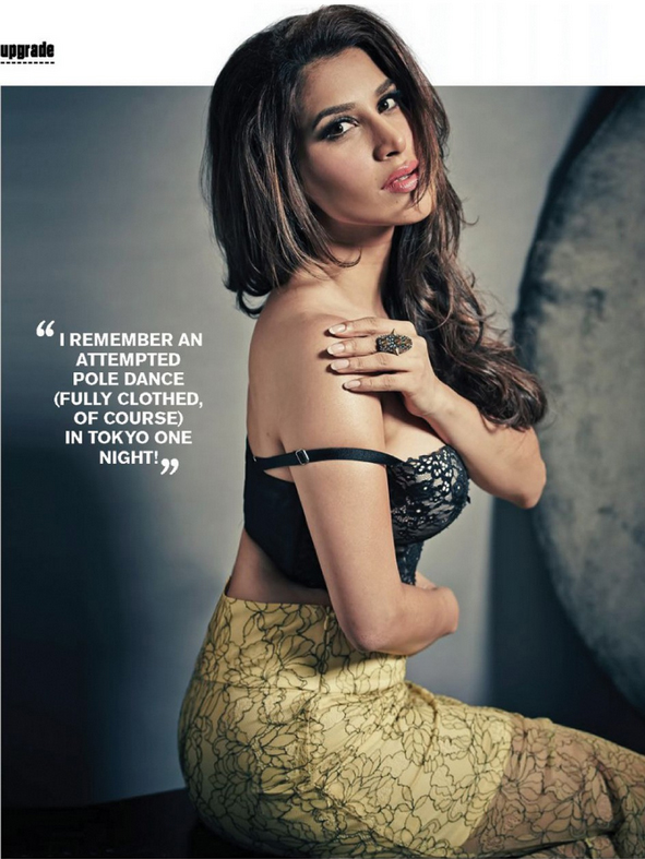 Sophie Choudry Hot Photoshoot Images