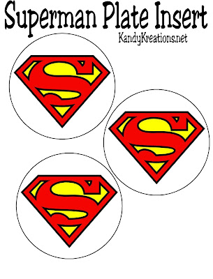 Throw a fun family Superman dinner with this plate insert that can be printed and assembled faster than a speeding bullet.  Your kids will be delighted when you create these reusable, easy plates with a superman logo for your next family dinner or superhero birthday party.