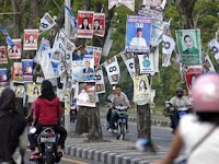 Elektabilitas Gerindra Tertinggi, PKS Mengejutkan. PDIP???