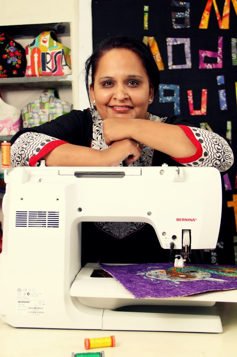 Quilting Workshops in India