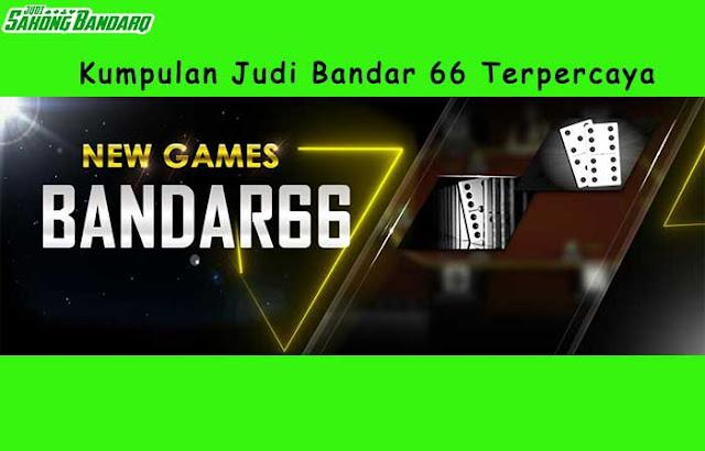 Image of Kumpulan Judi Bandar 66 Terpercaya Indonesia
