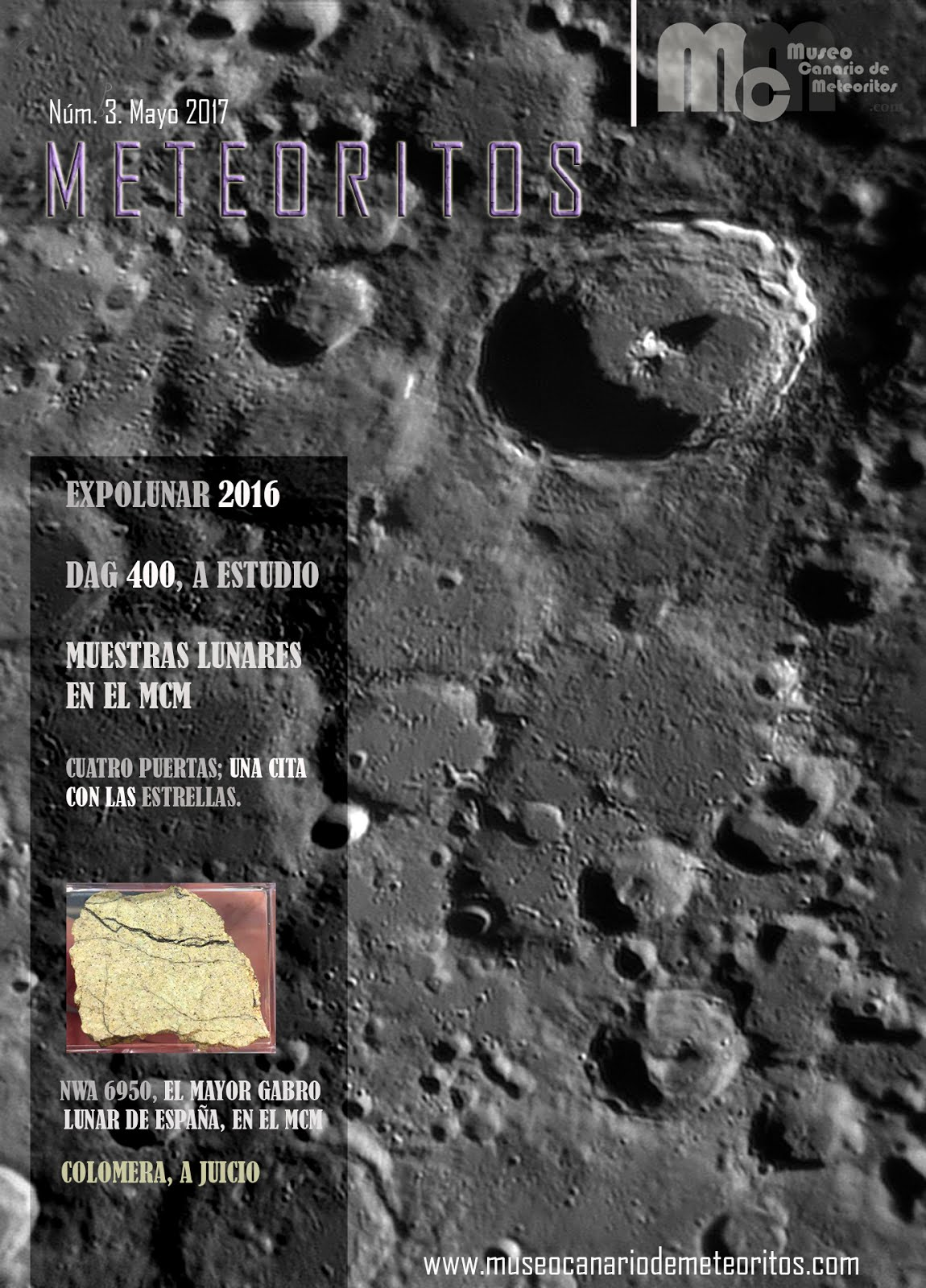 Revista METEORITOS-3. Mayo 2017