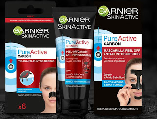 Prueba Pure Active Carbon de Garnier