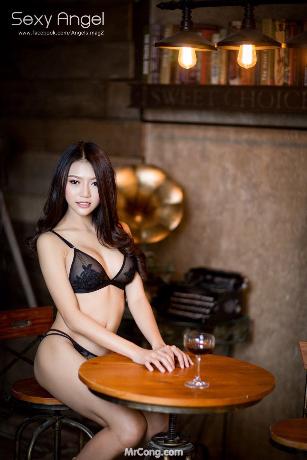 Image Thai-Model-No.484-Nirada-Guernongkun-MrCong.com-001 in post Thai Model No.484: Người mẫu Nirada Guernongkun (44 ảnh)