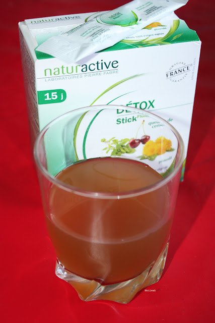 Detox stick fluide  de Naturactive