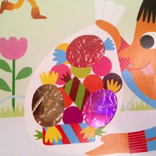 Mon imagier des couleurs à toucher - les bonbons - Editions MILAN