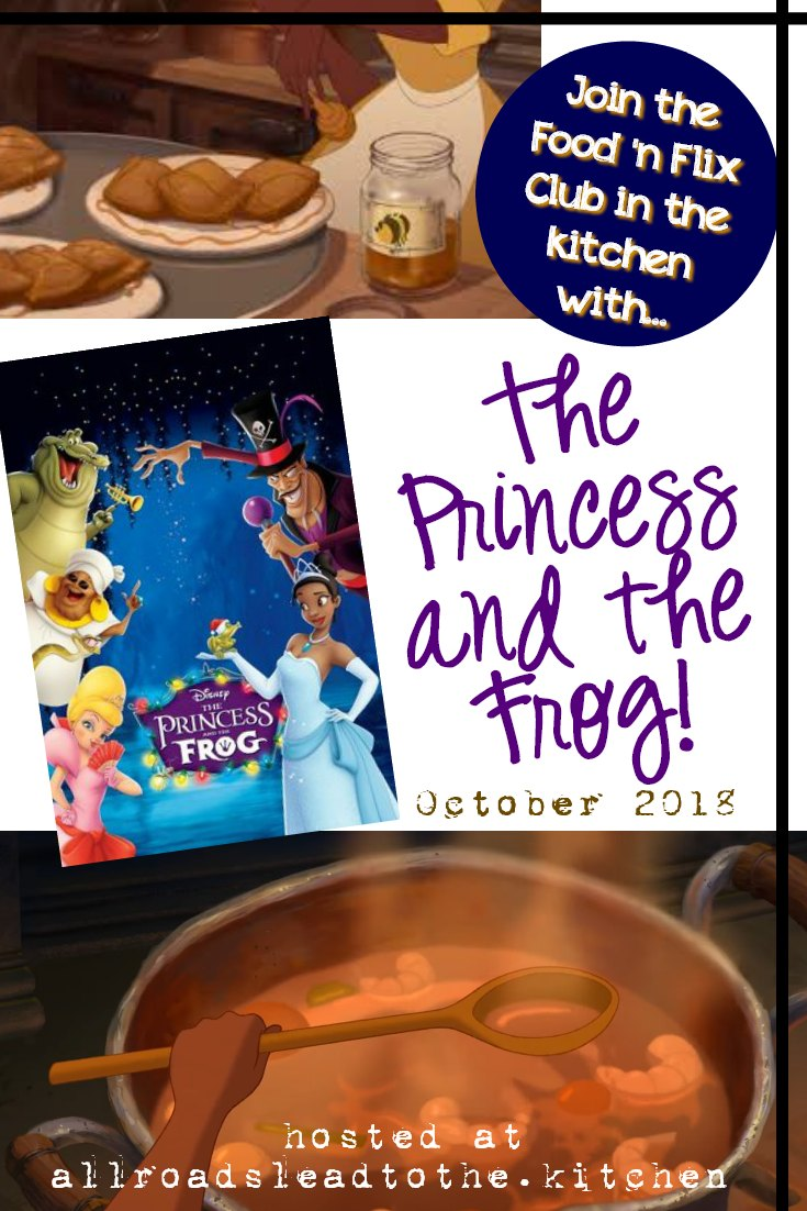 Join us in the kitchen with The Princess and the Frog | #FoodnFlix