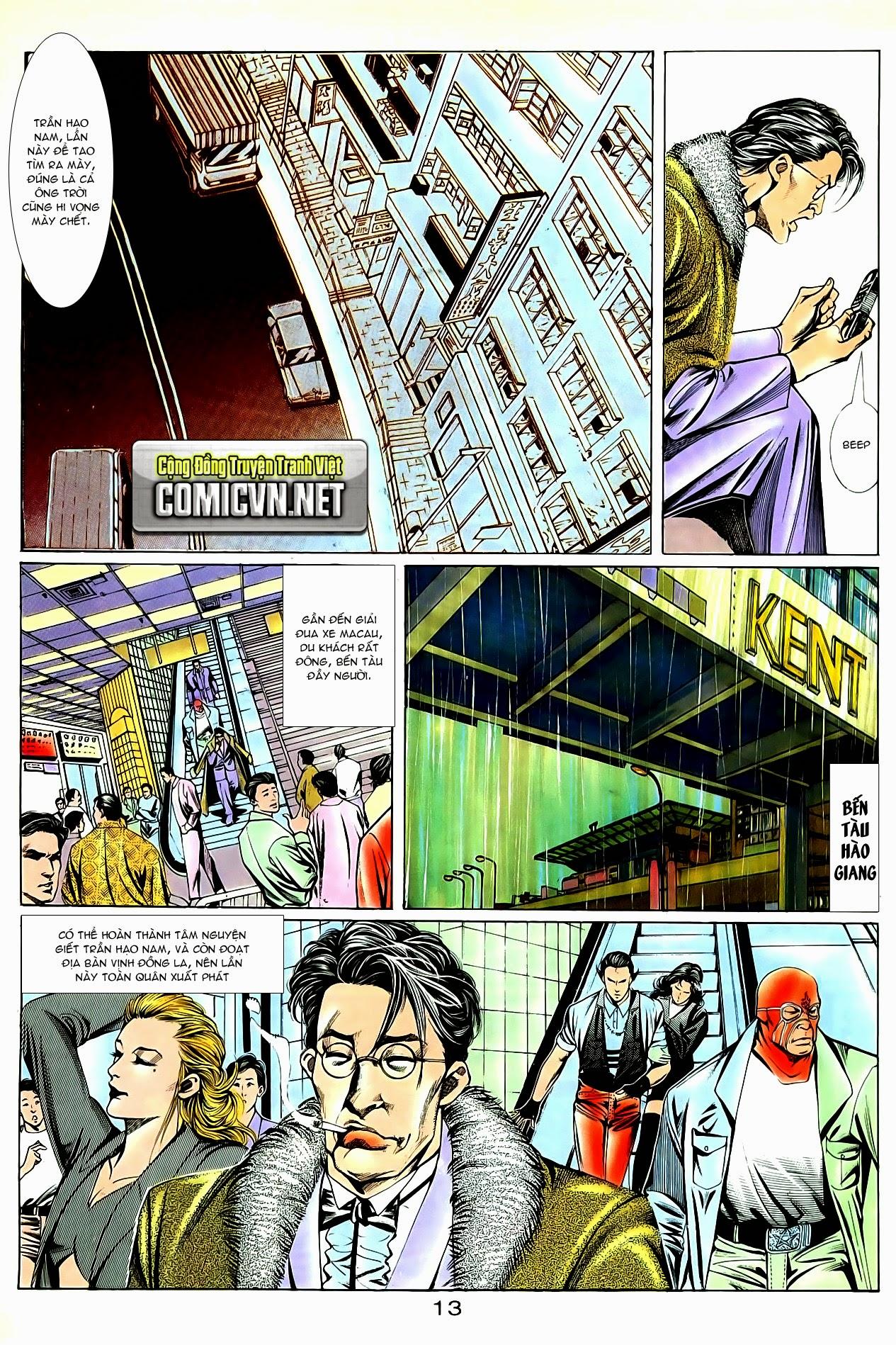 Người Trong Giang Hồ chapter 84: đỗ vương hạ tân trang 17