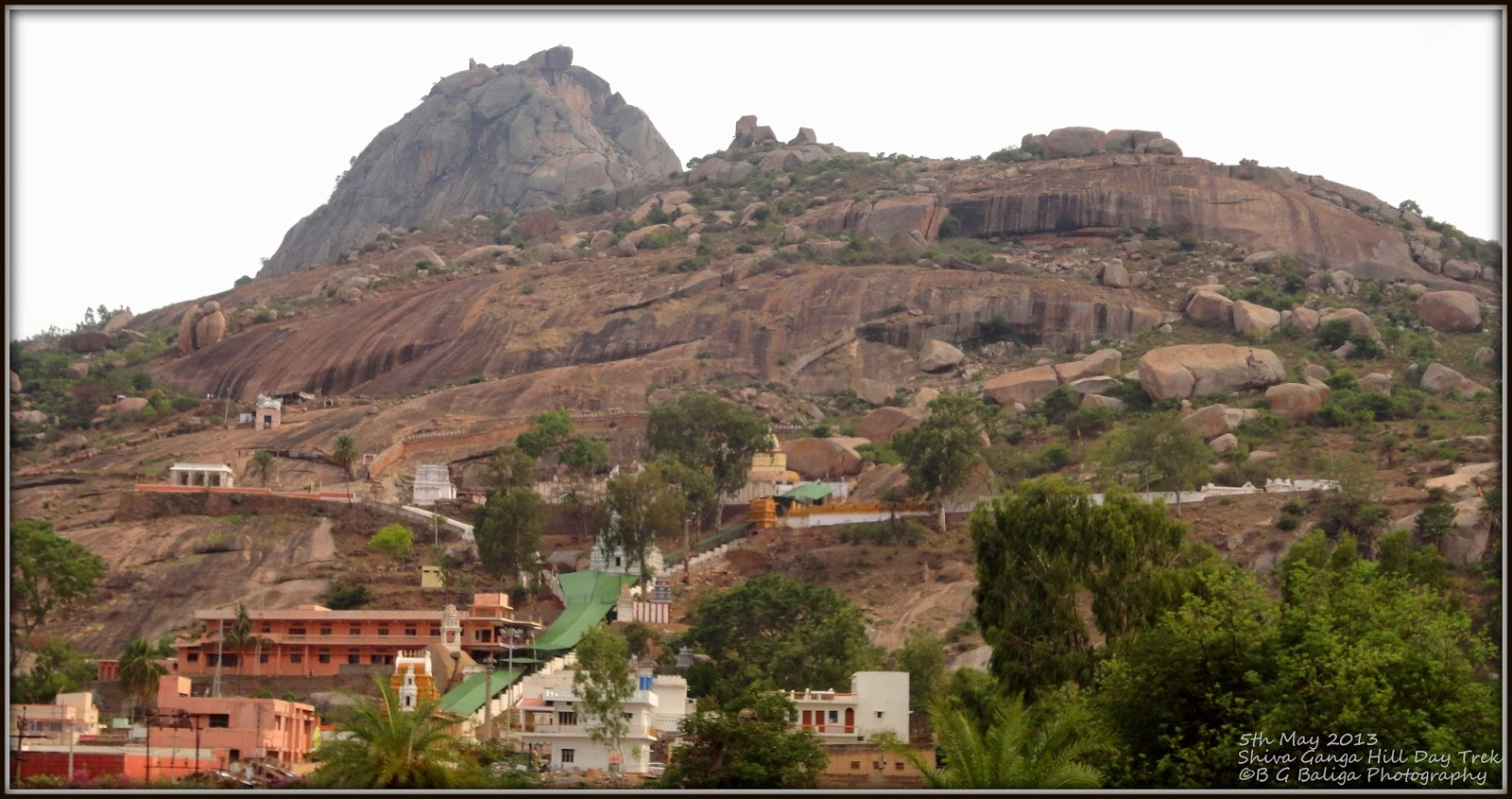 Shiva Ganga Hills: A Trek to remember - Bangalore Trekking Club®