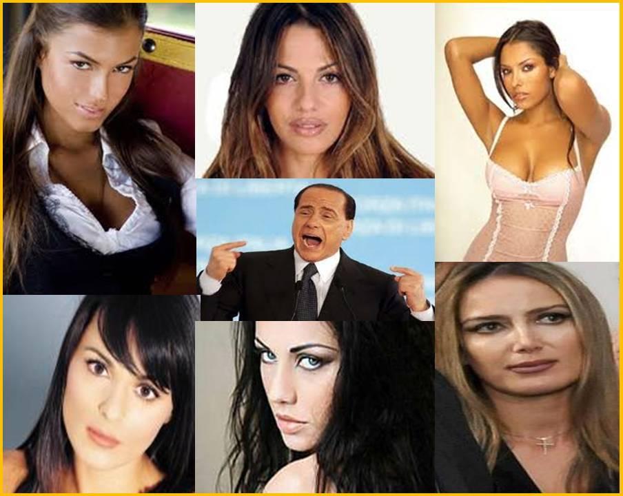 Tutte le donne del presidente berlusconi semplicemente for Scandalo di watergate