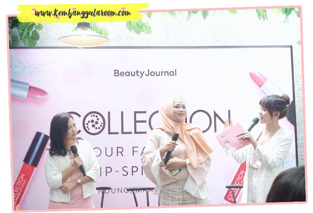grand launching collection cosmetics di bandung