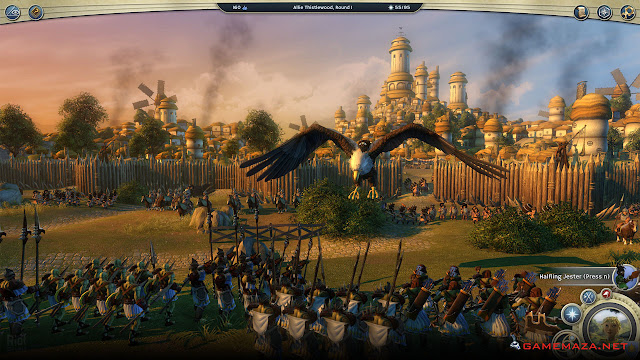 Age of Wonders III Gameplay Screenshot 5