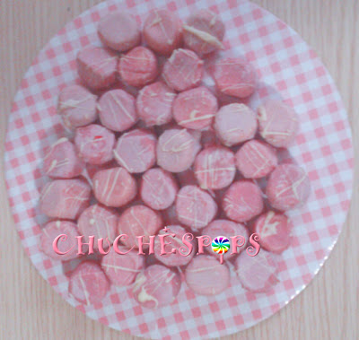 Nubes Chocolate Color rosa