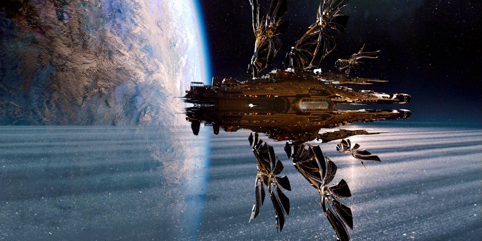 A Mighty Fine Blog Film Review Jupiter Ascending 2015