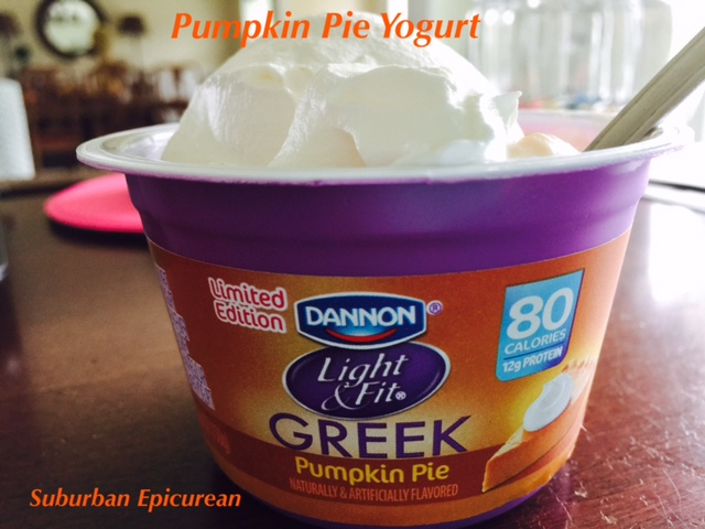 Dannon Light Fit Yogurt And Topping
