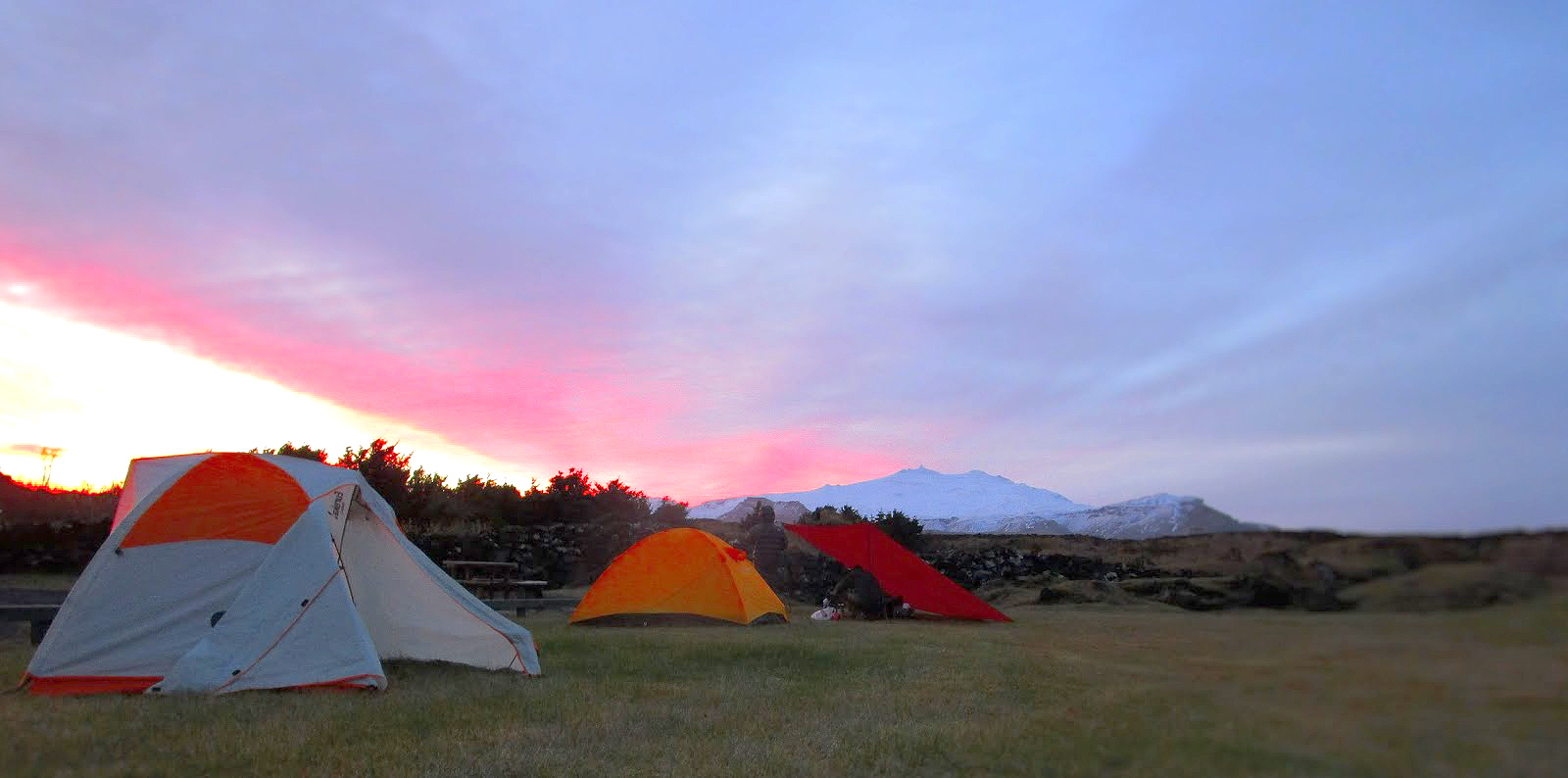 Where, Why and How to Camp In Iceland ~ Robby Around The World