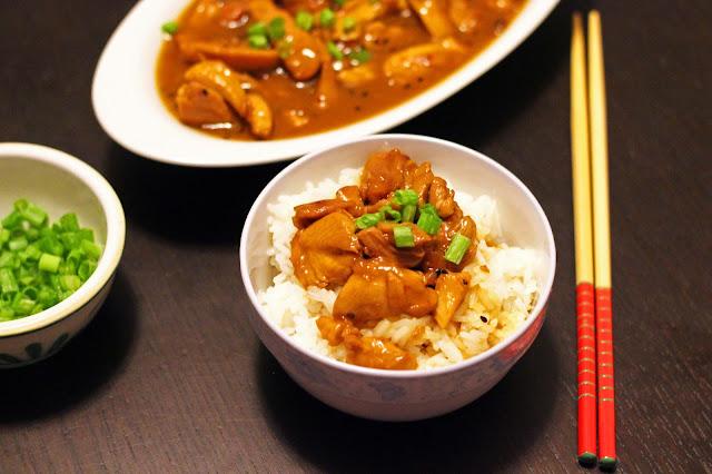 Κινέζικο Κοτόπουλο με Πορτοκάλι / Asian Chicken with Orange