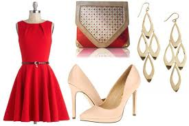 Valentine's Day Fashion Ideas for Ladies