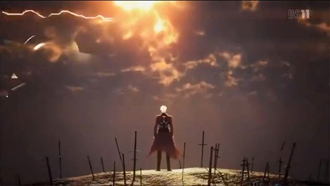 Fate/stay night: Unlimited Blade Works (TV) 2nd Season - anime terbaik 2015