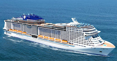 MSC Cruises Announces the Name of Its 2018 New Build - MSC Bellissima