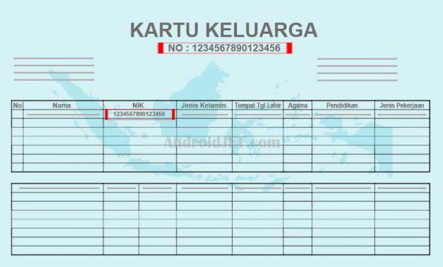 Bukan Sengkumang: Registrasi Kartu SIM Prabayar (Menggunakan KTP & KK)