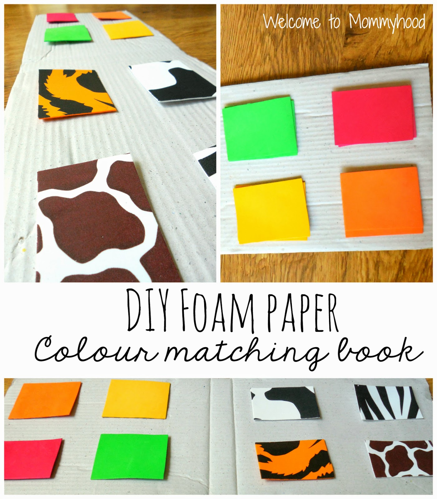 3 Easy Color Activities For Toddlers