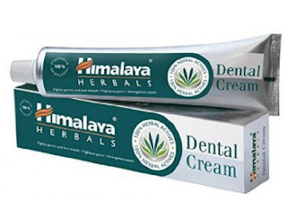 HIMALAYA DENTAL CREAM BEST TOOTHPASTE IN INDIA